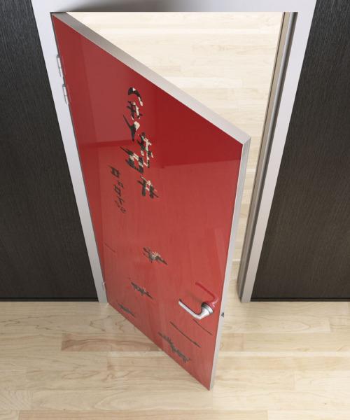 Дверь МУ