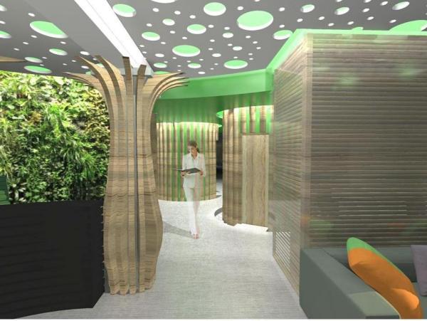 """Проект """"Мир Внутри"""", победивший на конкурсе дизайн-проектов компании """"Астарта"""""""