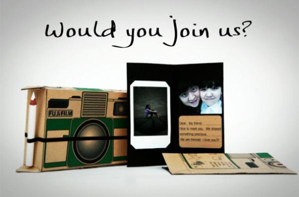 Футляр для самого дешевого фотоаппарата Polaroid - тоже не нужен