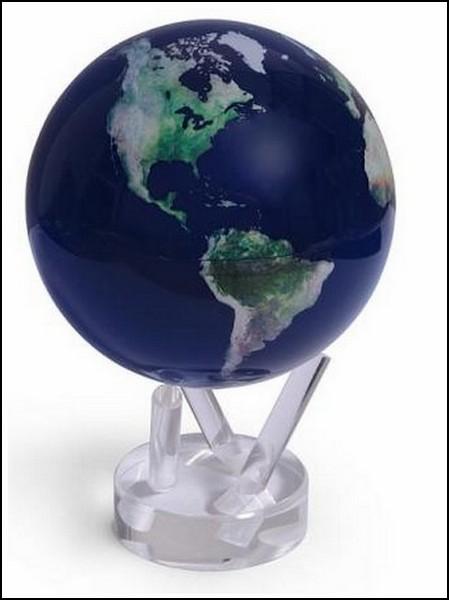 Удивительные глобусы мира: а все-таки она вертится!