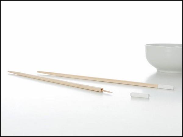 Палочки для еды - зубочистки