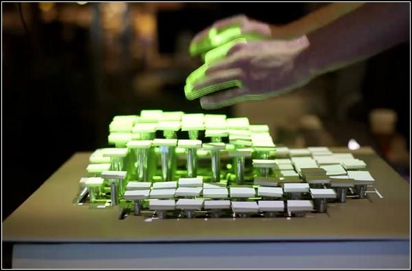 Объемная экранная клавиатура: чудеса в МТИ