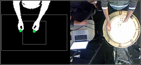 Опыты с экраном-клавиатурой Recompose