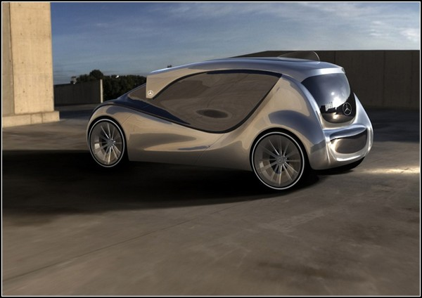 Десятка такси будущего: Nimbus-2025