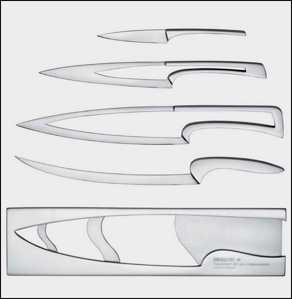 Ножи без подставки