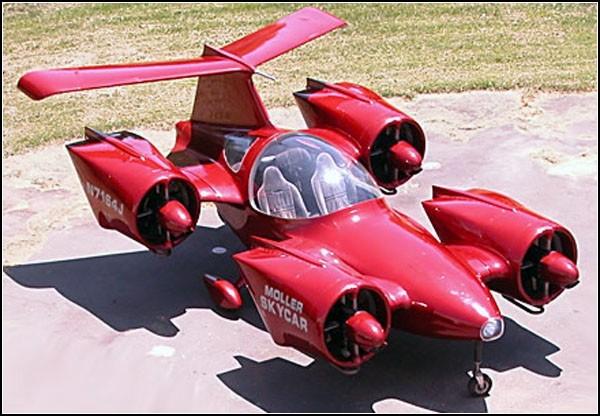 �������� ���������� Moller Skycar