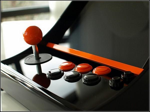 Nanocade: настольный игровой автомат