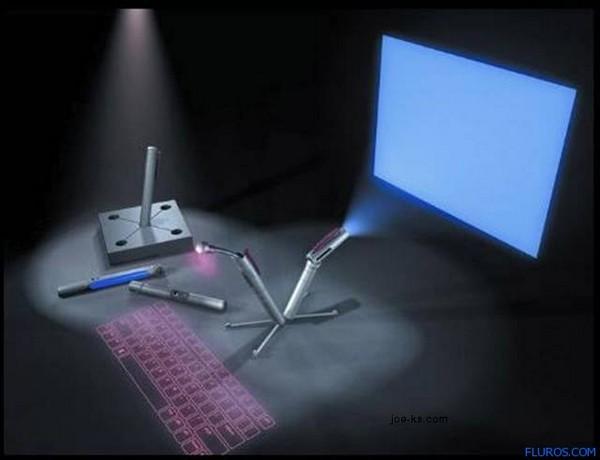 Виртуальные лазерные клавиатуры: P-ISM