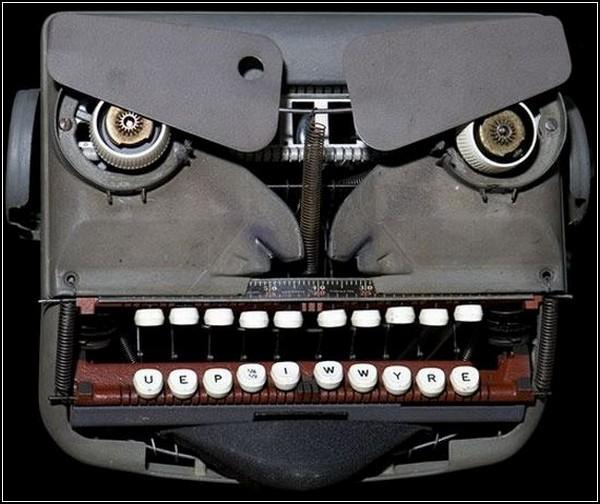 Злая пишущая машинка