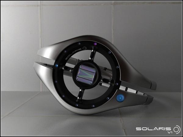 Солнечные часы Solaris