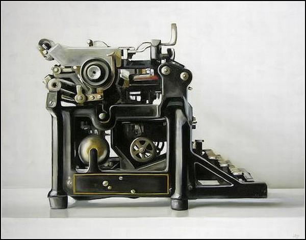 Пишущая машинка будущего: возвращение к прошлому