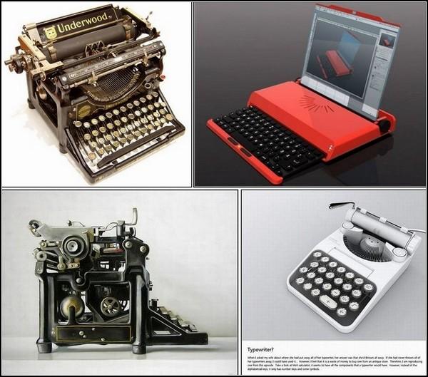 Соло на Ундервуде: самые необычные и интересные пишущие машинки