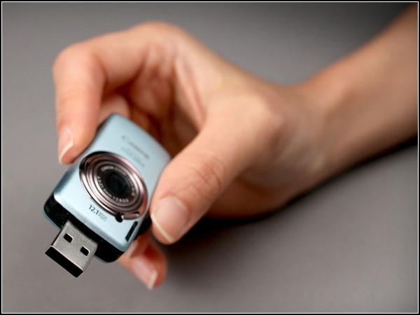 USB для фотоаппарата безо всякого кабеля