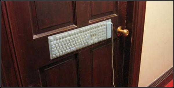 Засовы и замки: кодовый клавиатурный замок