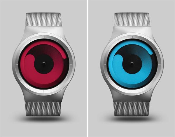 Ziiiro Gravity и Ziiiro Mercury: оригинальные минималистские часы