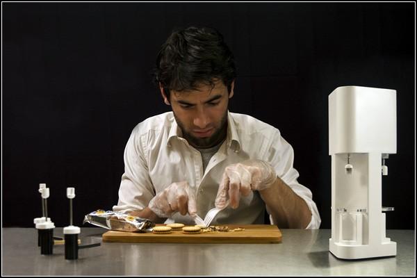 Устройство для анализа пищи на аллергены
