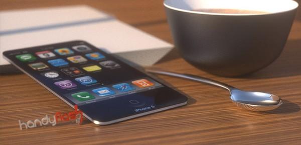 Тонкое обаяние iPhone будущего