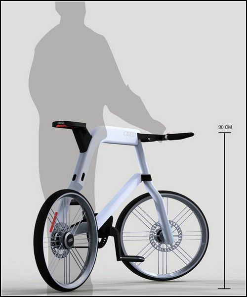 Порно доставляет удовольствие рулем велосипеда