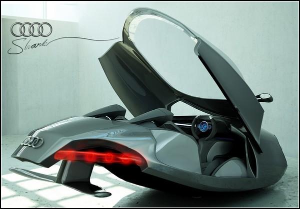 �������� ���������� Audi Shark