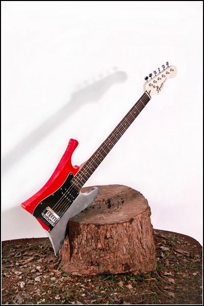 Веселые гитары: группа *Топор и пень*