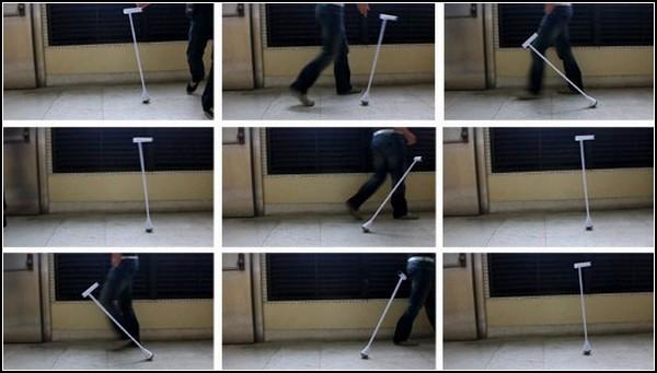 Трость для ходьбы Balance Stick: испытания