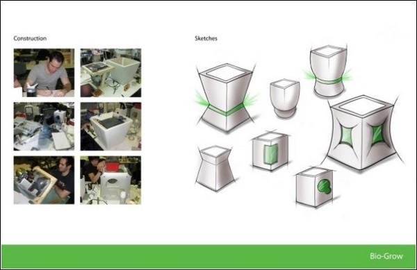 роизводство биотоплива в домашних условиях: концепт Bio-Grow