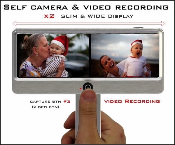 Как сфотографировать себя красиво: фотоаппарат-бабочка для туристов и эгоистов