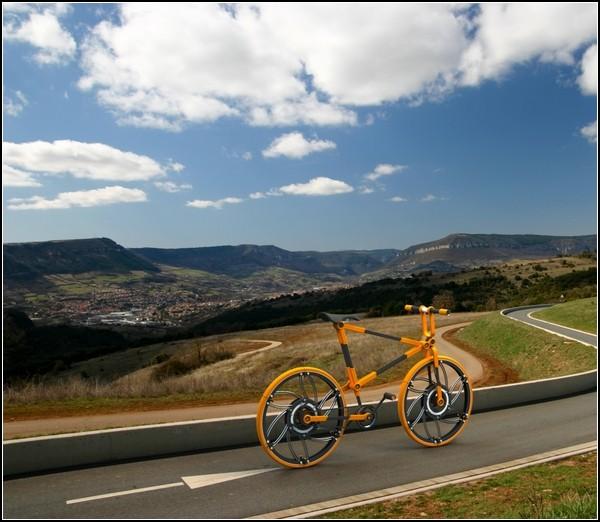 Складной велосипед от Victor Aleman