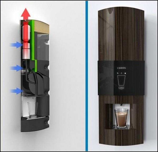 Автомат по продаже кофе U BARISTA