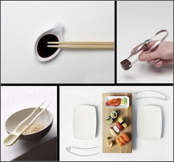 Самые необычные палочки для еды