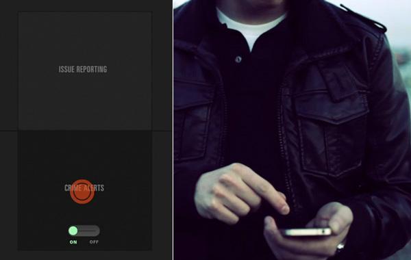 City Scars - приложение для свидетелей преступления