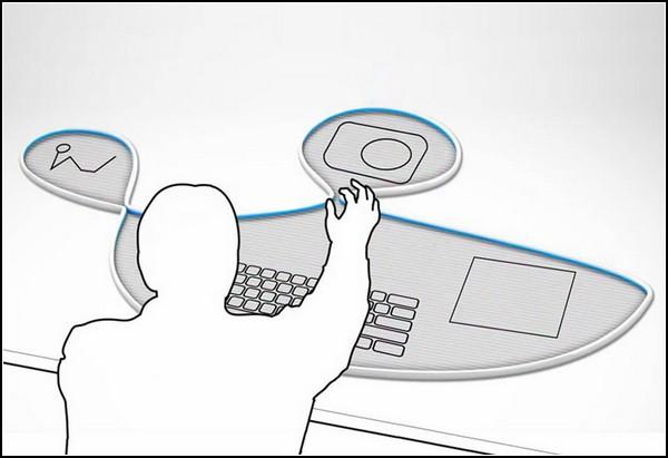 Безумные идеи: шнур с лазерным проектором