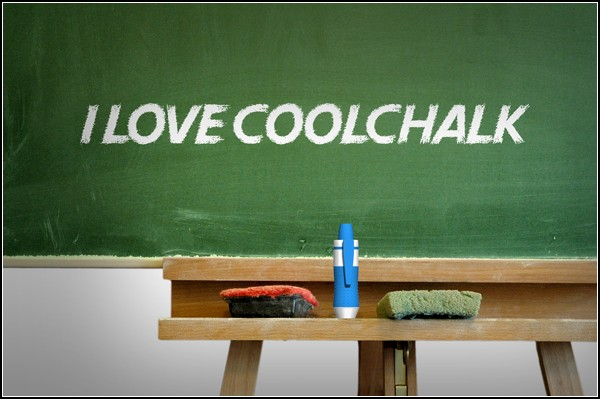 Волшебный мелок coolchalk: все гениальное просто