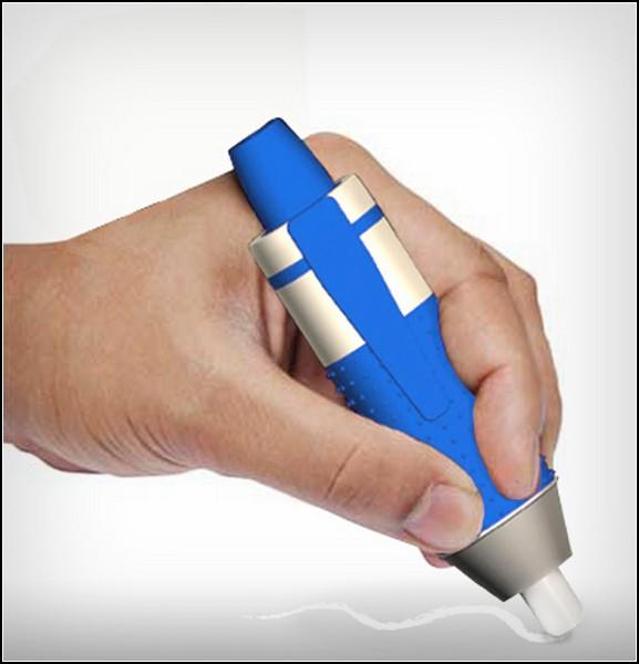 Волшебный мелок Coolchalk: механический карандаш для мела