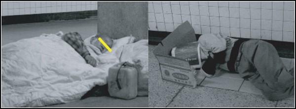Дом-оригами Cocoon для комфортного сна бездомных людей