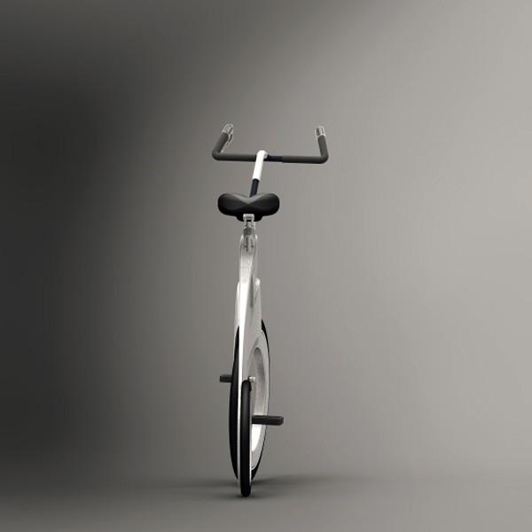 Городской велосипед Diamove: самый простой из складных велосипедов