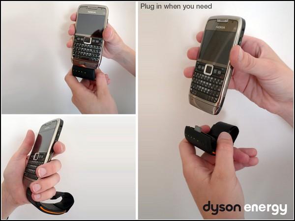 Лучшее зарядное устройство для путешественников Dyson Energy