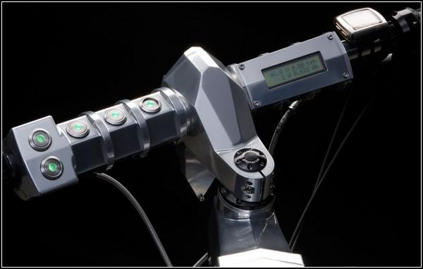 Велосипед-мотоцикл Beast: управление