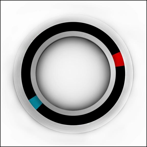 Электронные настенные часы Eco, имеющие (сомнительное) отношение к экологии