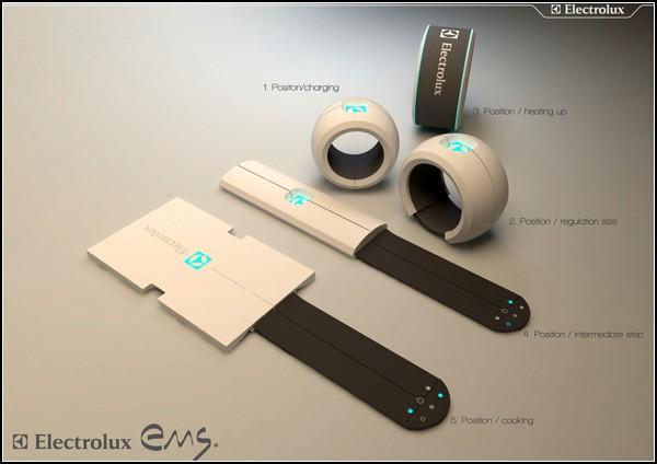 Техника Electrolux будущего. Браслет Кухонного Всевластия