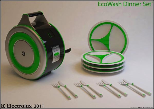 Техника Electrolux будущего. Посудомоечная машина