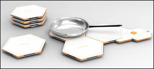 Техника Electrolux будущего. Кухня пчелы