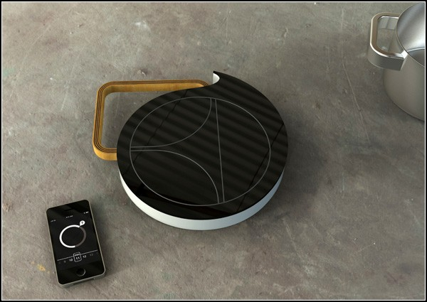 Техника Electrolux будущего. Плита, послушная смартфону