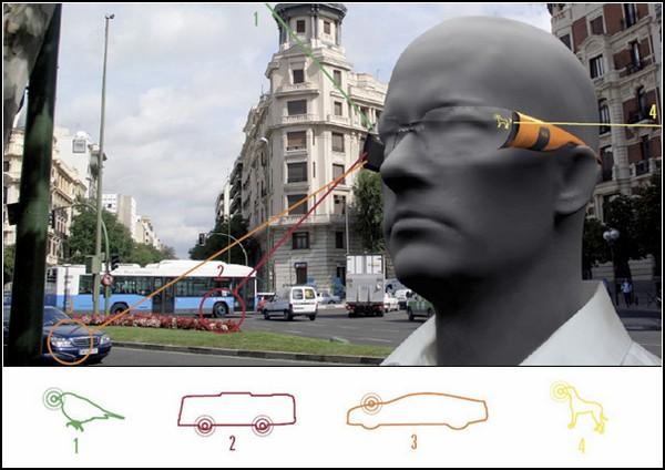 Набираем очки: глазной слух