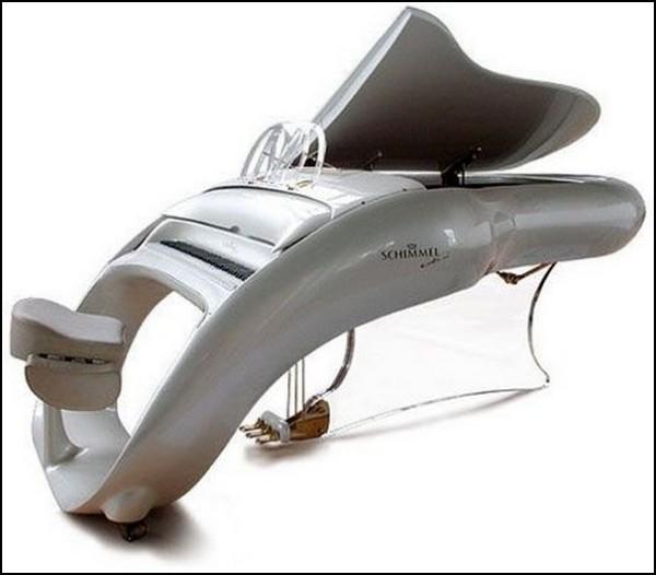 Пианино мечты: космическая опера