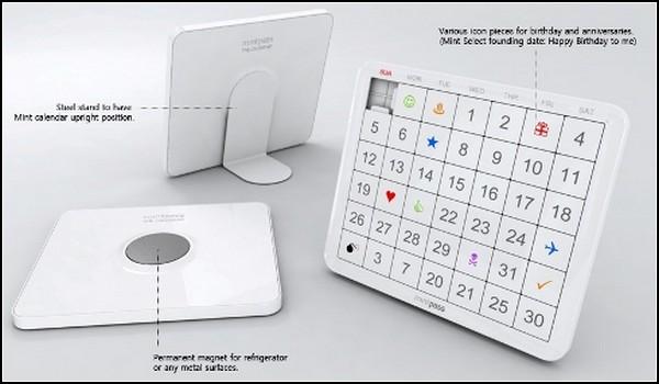 Пазл-календарь