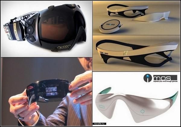 Набираем очки! ТОП-10 самых удивительных глазных гаджетов