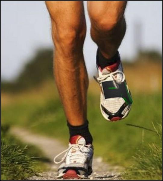 Быстрая ходьба и бег позволят зарядить телефон