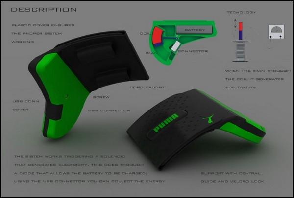 Устройство Green Cellphone Charger