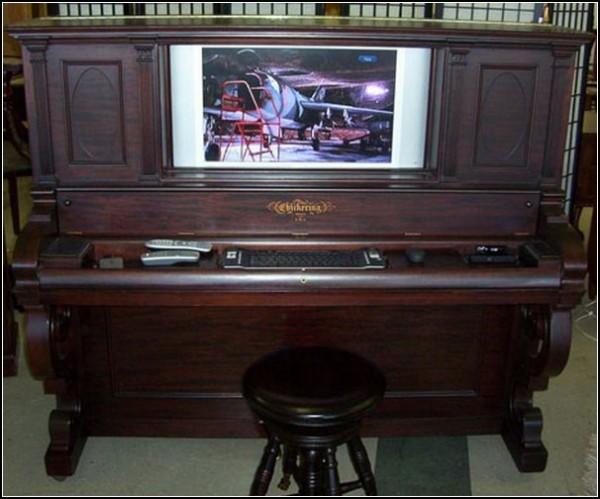 Пианино мечты: фортепиано для киномана